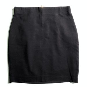 Premise Studio Black Pencil Skirt